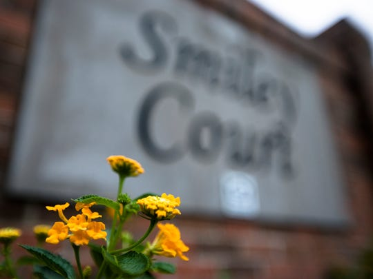 Smiley Court is a public housing development in Montgomery.