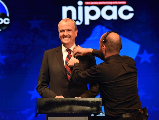 Phil Murphy, Democratic candidate for governor, is