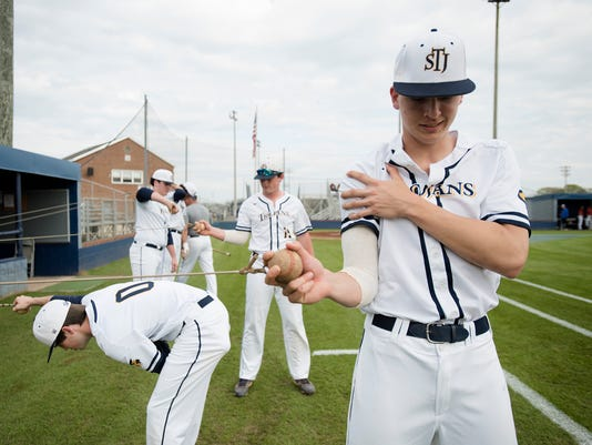 St. James Baseball Feature