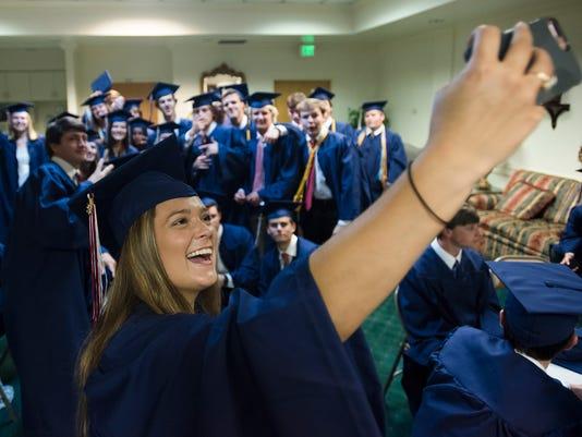 Trinity Graduation