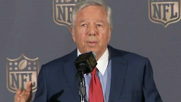 Bell: Patriots' Kraft surrendered for good of NFL