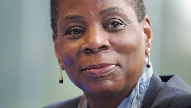 Xerox Corp CEO Ursula Burns in 2014.
