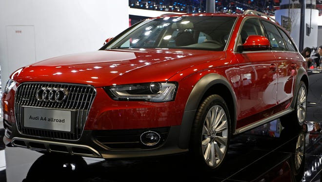 Audi A4 was one of the safest cars