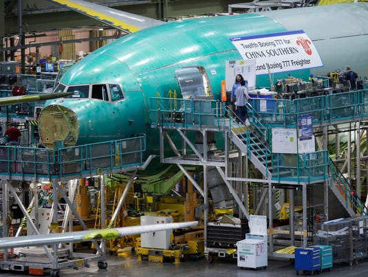 Boeing 777 has excellent track record, experts say