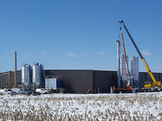 R2H Flavor Technology, LLC, expansion in Manitowoc, by Hamann Construction Co.
