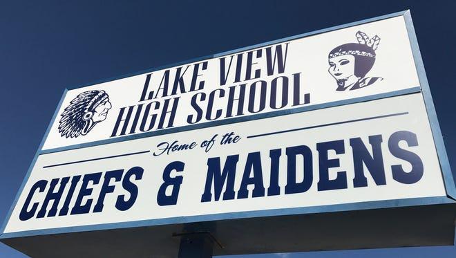 San Angelo Lake View High School