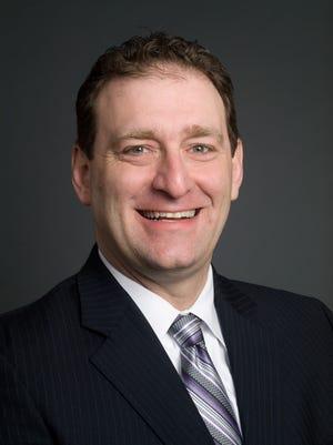 Robert Ross, president and CEO, St. Luke's Cornwall Hospital, Newburgh.