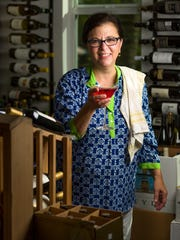 Donna Leahy, cheese and wine consultant at Three60 Market off Bayshore in East Naples, is an award-winning cookbook author, acclaimed chef and teacher.