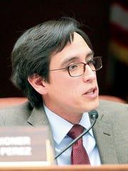 County Commissioner Vince Perez