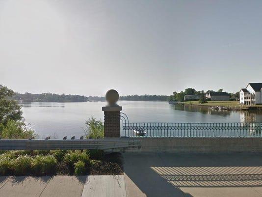 belleville_lake_Google