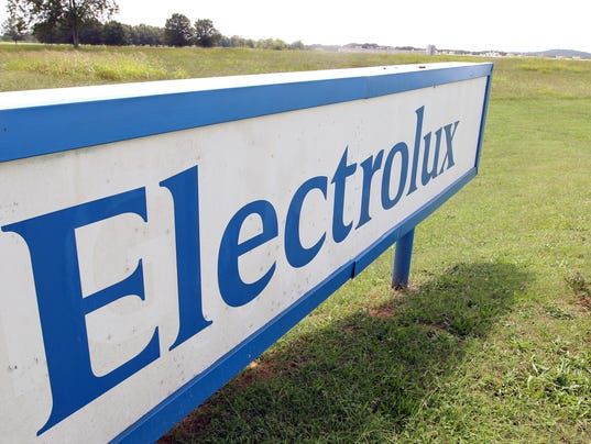 Electrolux announces $200M expansion in Anderson County