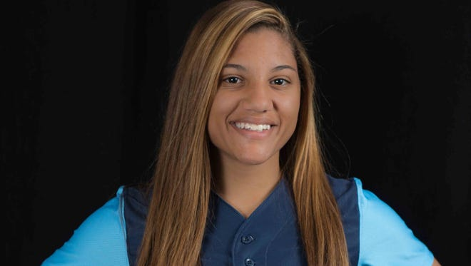 Enka senior Brittany Fletcher has committed to play college softball for Tusculum (Tenn.).