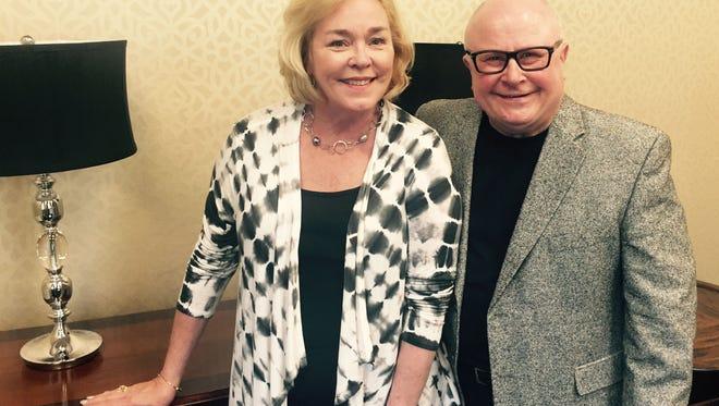 Pat and Rick Miller