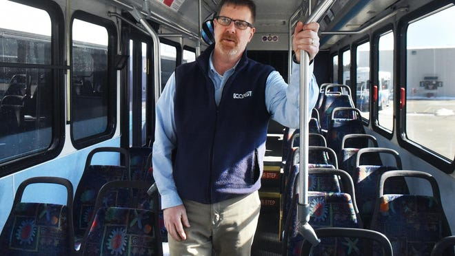 """""""We are doing our part to make our buses safe to ride and we are operating to meet our many passengers' daily transportation needs,"""" said COAST Executive Director Rad Nichols."""