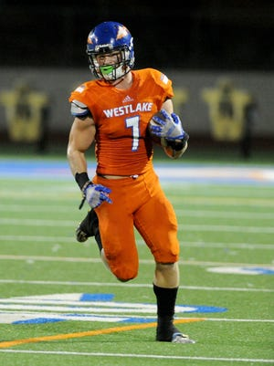 Marco Siderman and Westlake High opened Marmonte League play with a win over St. Bonaventure last Friday night.