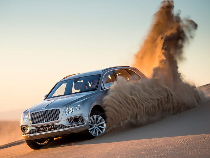 Review Bentley 39 S Bentayga Suv Is Fit For A King