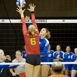 Grand Valley State University sophomore Brooke Smith.