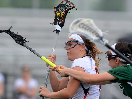 Central York vs Carlisle in District 3 Class 3-A girls' lacrosse