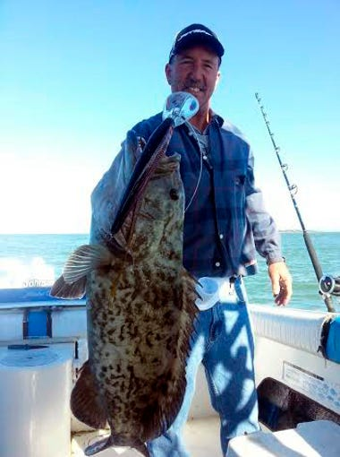 Robert Edge's 39-inch gag grouper contributed to 32