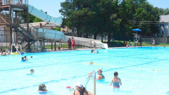 The city commission voted Tuesday to send requests for proposals for the design and construction of a new pool, with a goal of being finished with the project next summer.