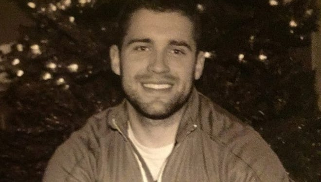 Halex Hale, a Middletown, Ind., man serving in the U.S. Air Force in Italy, has been reported missing. He was last seen Saturday, July 2, 2016.