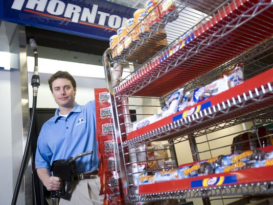 TITLE: THORNTONS CEO MATT THORNTON