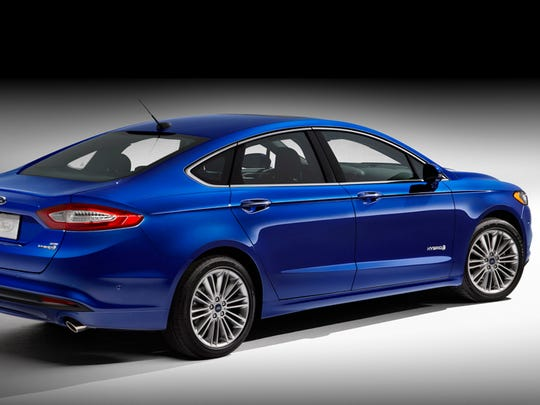 The all-new Ford Fusion Hybrid sedan is expected to deliver at least 47 mpg highway and travel up to 62 mph on full electric power.