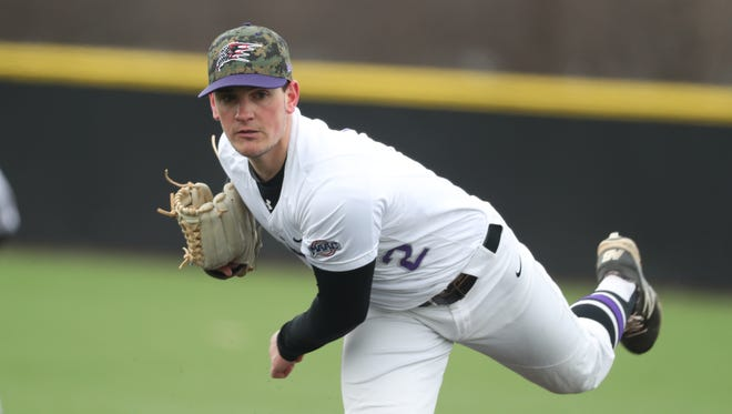 Palmyra-Macedon graduate Cody Eckerson, left-handed pitcher for Niagara University, signed a free-agent deal with the Los Angeles Angels on Tuesday.