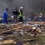 House explosion in Port Orchard