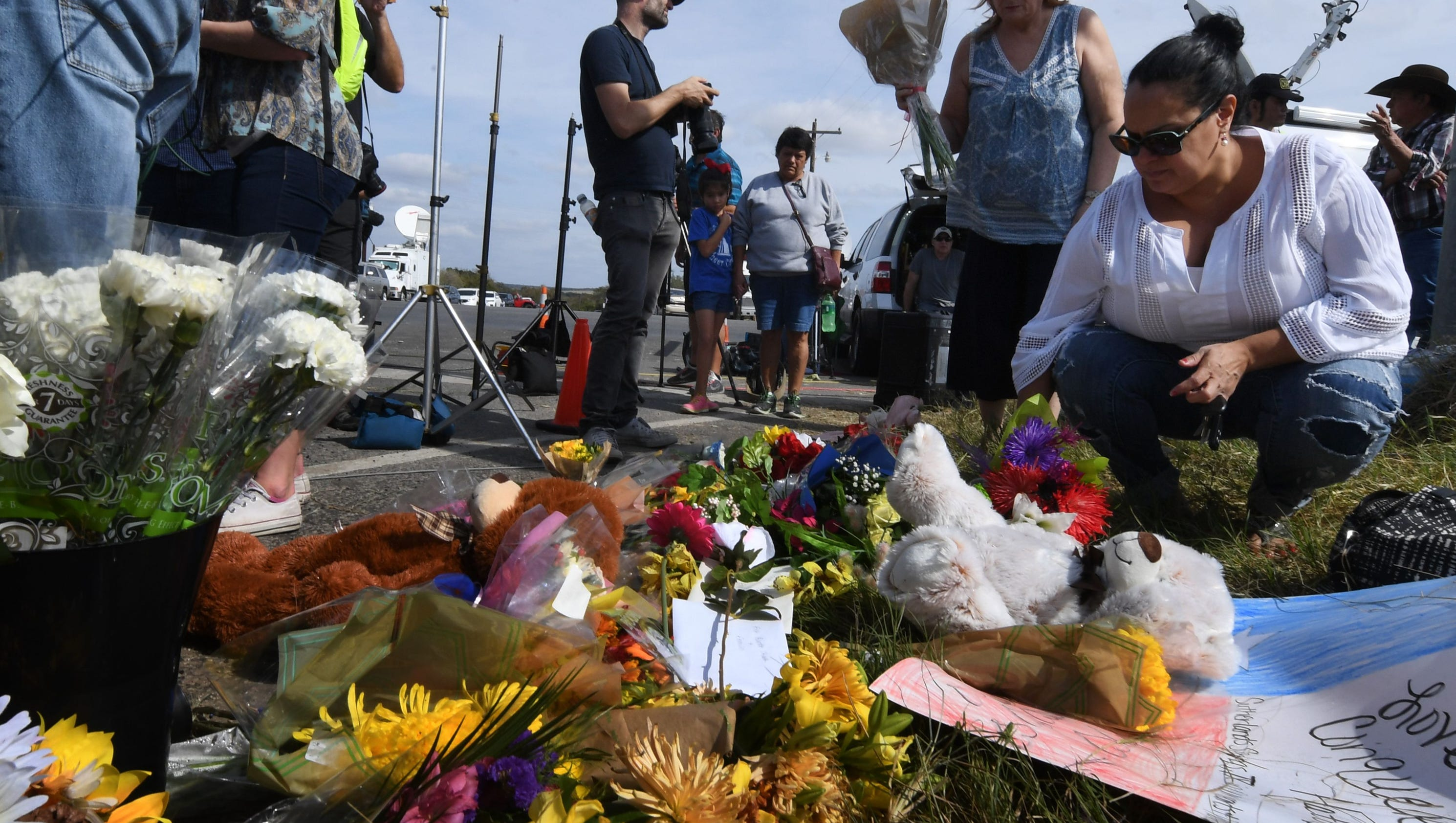 Families, couples, children: These are the lives we lost in the Texas church shooting