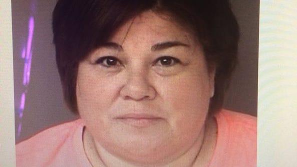 Nora Cavazos, 44, was arrested on suspicion of smuggling