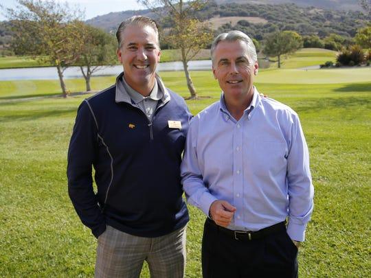 Juan Villa/The Salinas Californian Nicklaus Club head