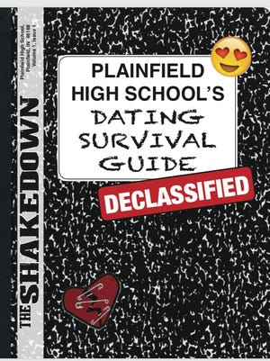 A Plainfield High School media adviser faces possible discipline after her students published a magazine on dating and relationships.