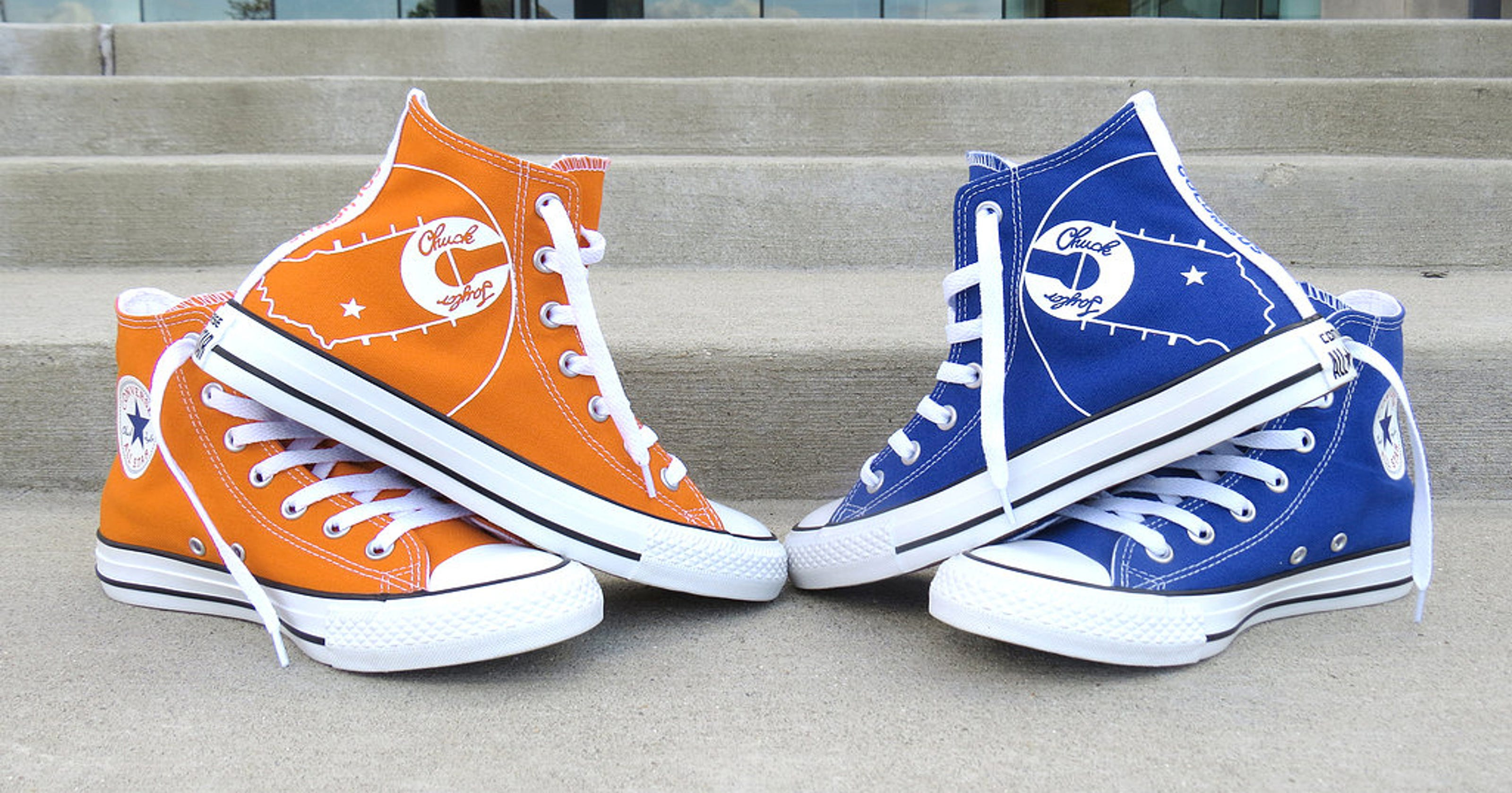 Limited-edition Chuck Taylors honor his Indiana hometown 68bc8b38d