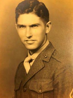 Second Lt. Harvel Lee Moore