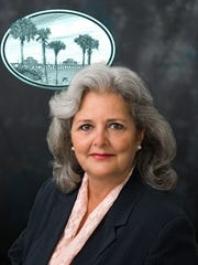 Fort Myers Beach town Clerk Michelle Mayher