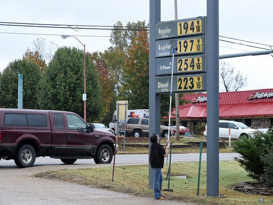 1 gas prices