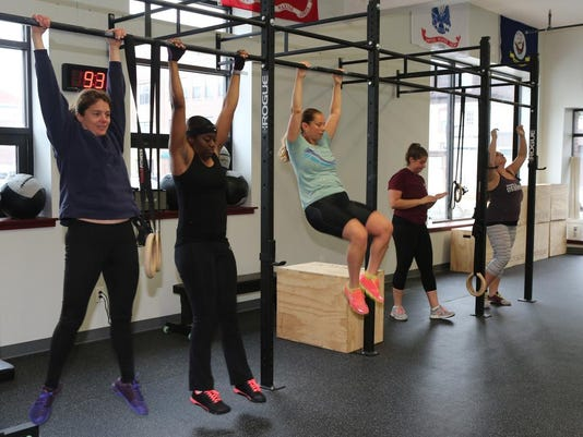 Foundry Fitness Crossfit Workout