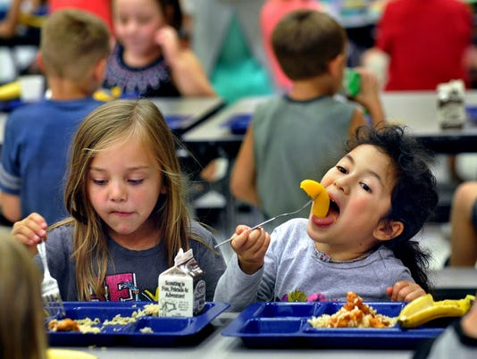 Healthy school lunches under attack: Our view