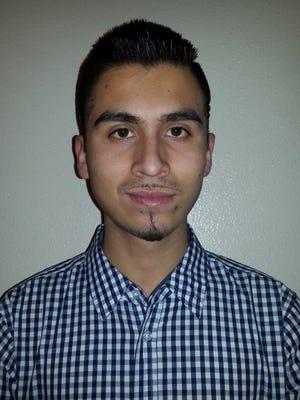 Woodburn Academy of International Studies Senior, Hernan Chavez Avalos