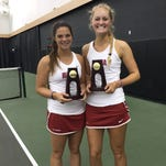 Alabama's Maya Jansen and Erin Rotuliffe become just second doubles team in history of NCAA women's tennis to win back-to-back national titles.