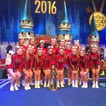 The West Monroe High School Competition Cheerleaders made finals of the UCA National Championship for the first time in school history.