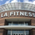 A listing for the LA Fitness in Webster has been posted by commercial real estate Stan Johnson Co.