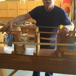 Dan Cornell describes what it's like to make a boat by hand. Now retired, Cornell taught boat-making at Butte High School in the 1990s.