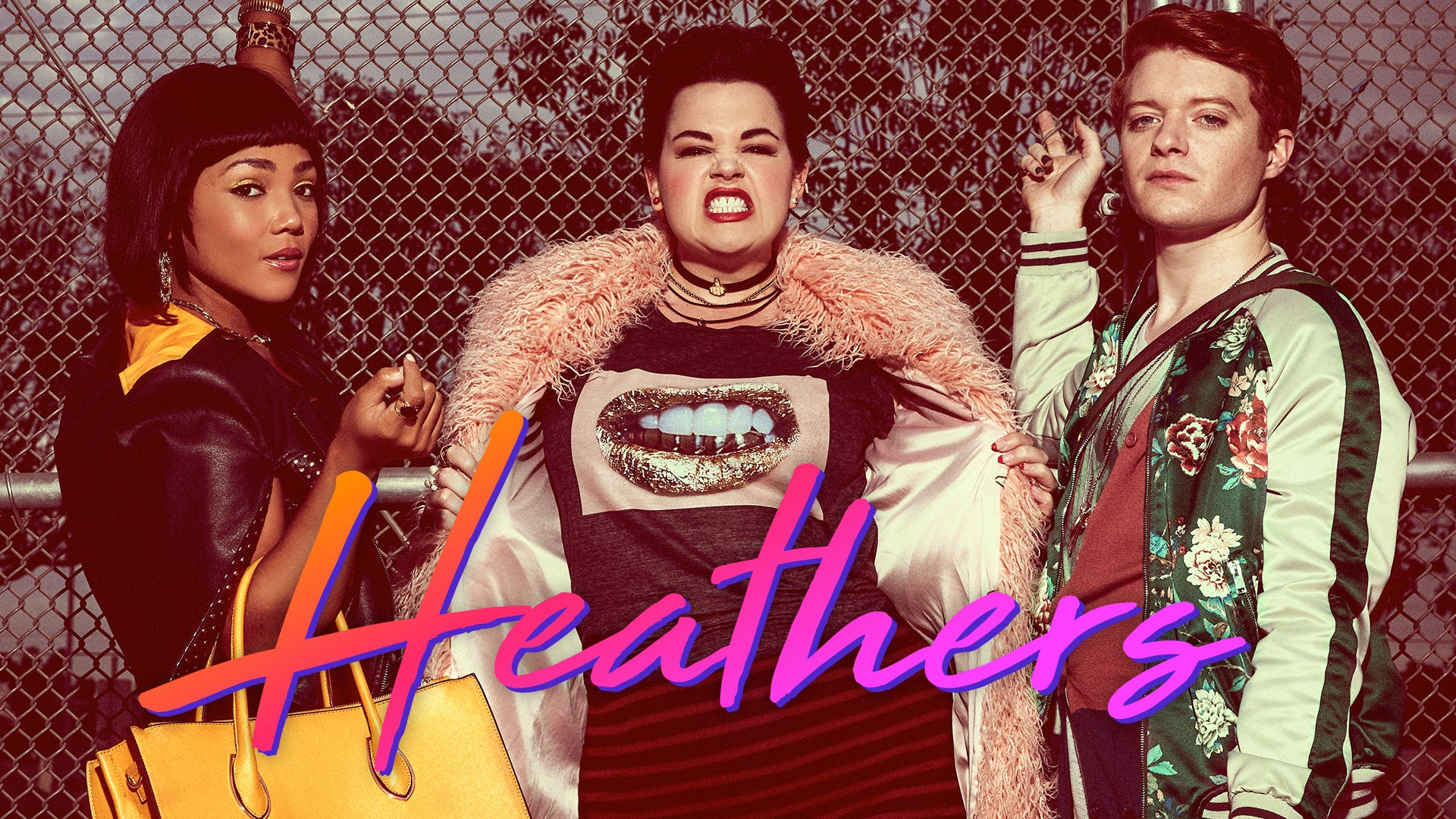 Heathers Lick It Up