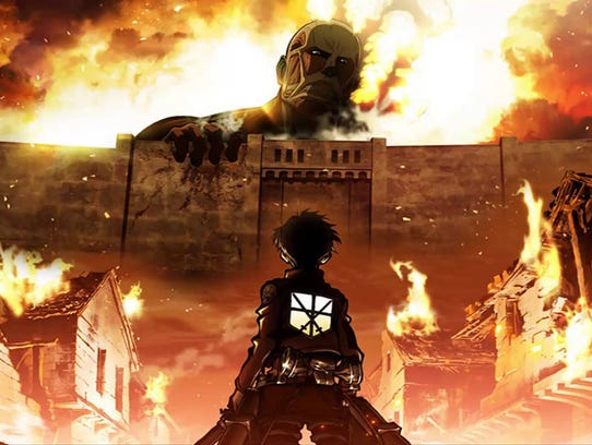 The popular Japanese manga and anime descends on the