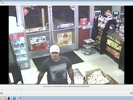 Man suspected in a string of convenience store robberies
