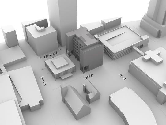Nelson Construction & Development plans to build a