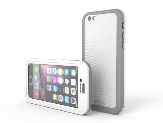 The Dog and Bone Wetsuit waterproof iPhone case.