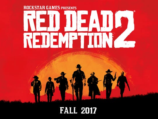 Promotional art for 'Red Dead Redemption 2.'